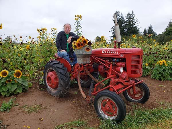 Jim Kessinger Tractor