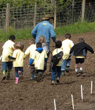 Spring Field Trip - Plumper Pumpkins & Tree Farm